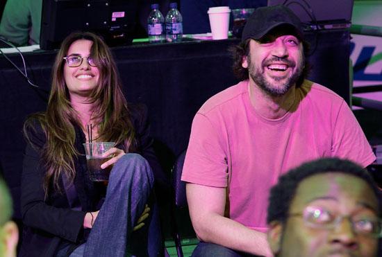 Penelope Cruz Marries Javier Bardem At A Friend's House In