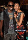 "Lance Gross & Michelle Williams // Zone 4 Inc.'s ""Cancers for a Cause"" Event"