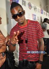 "Zone 4 Inc. recording artist Roscoe Dash // Zone 4 Inc.'s ""Cancers for a Cause"" Event"