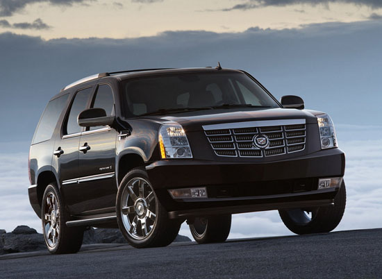 Escalade: Most Stolen Vehicle in the Country!