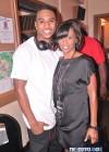 Trey Songz & his mom