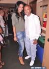 Ciara & Kevin Liles (Trey Songz' manager)