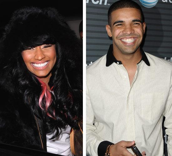 nicki minaj and drake married pics. Drake and Nicki Minaj