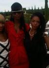 Toya, Kim Porter & Rasheeda // T.I. & Tiny's Wedding in Miami, FL - July 31st 2010