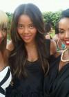 Diamond, Angela Simmons & Rasheeda // T.I. & Tiny's Wedding in Miami, FL - July 31st 2010
