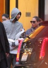 Swizz Beatz & Alicia Keys with their newborn son Egypt Daoud Dean