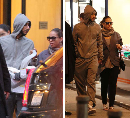 all in the family alicia keys and swizz beatz show off