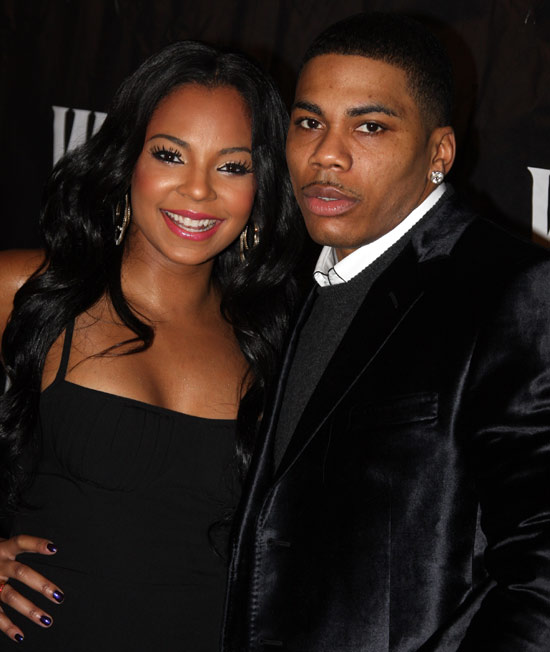 """Ashanti Says She and Nelly are Just """"Good Friends"""""""