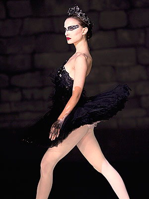 "black swan ballerina costume. ""Black Swan"" is considered a"