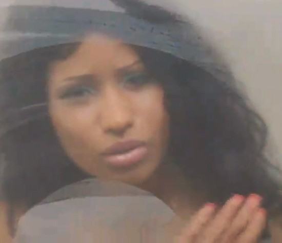 guy in nicki minaj right thru me video. Young Money rapper Nicki Minaj