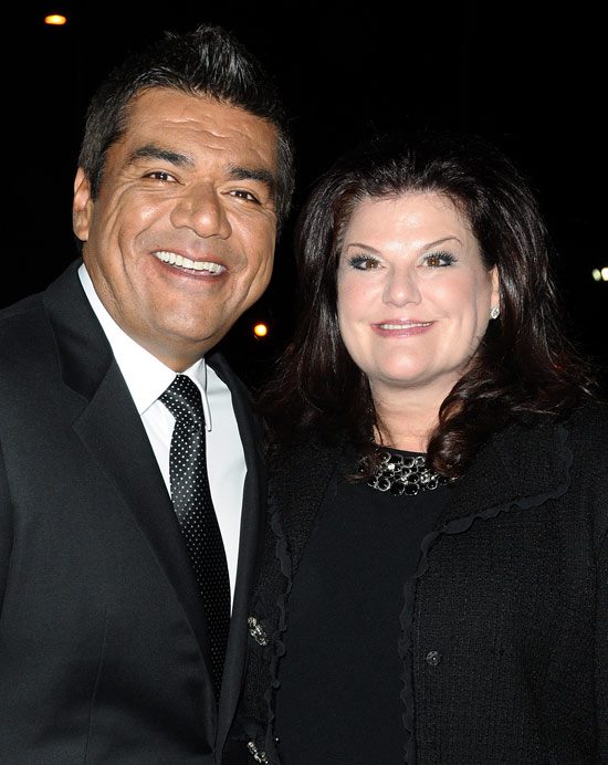 George Lopez Ex Wife