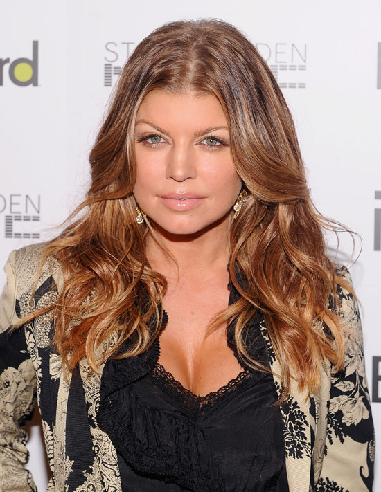 fergie billboards 2010 woman of the year