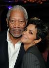 Halle Berry & Morgan Freeman