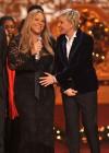 Mariah Carey & Ellen DeGeneres
