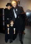 Salma Hayek & Family