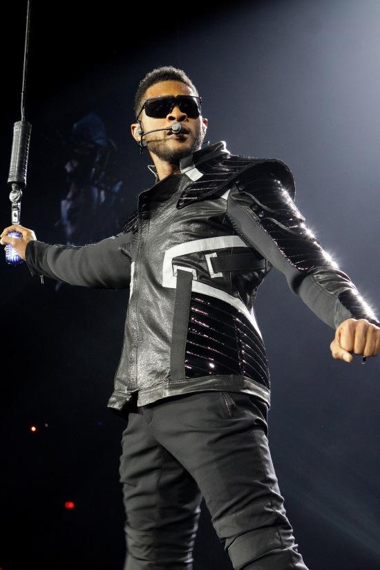 Usher Raymond Tour