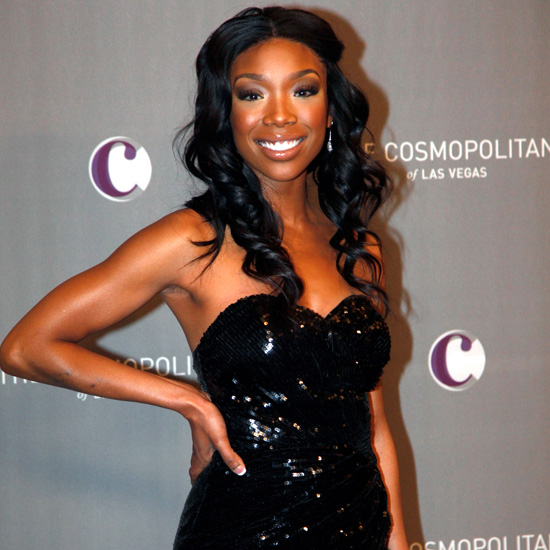 Who is brandy dating 2011