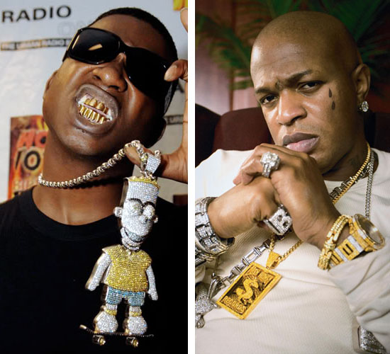 "NEW BEATZ: Gucci Mane F/ Birdman - ""Mouth Full of Gold"""