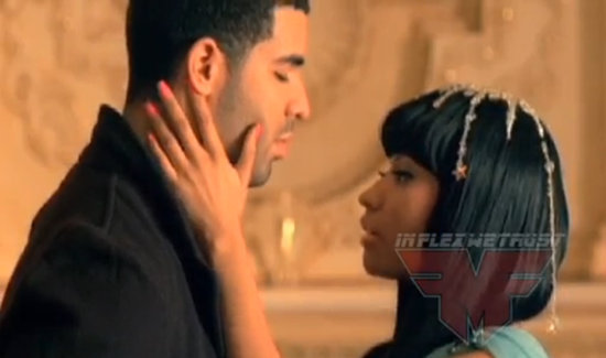 "Nicki Minaj and Drake's new ""Moment 4 Life"" video should be dropping day now"