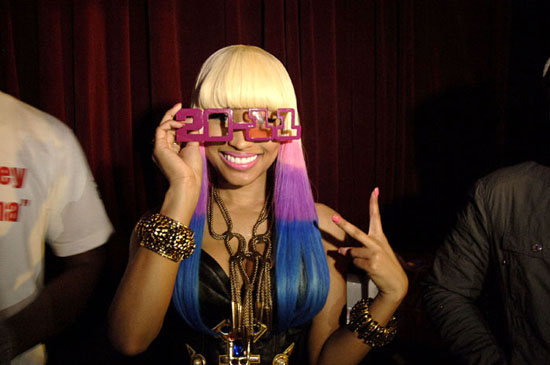 nicki minaj 2011. Nicki Minaj#39;s debut album Pink