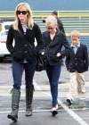 Reese Witherspoon, Ava and Deacon