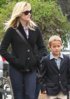 Reese Witherspoon & Deacon