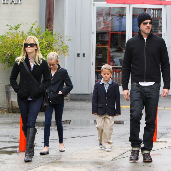 Ryan Phillippe And Reese Witherspoon Kids