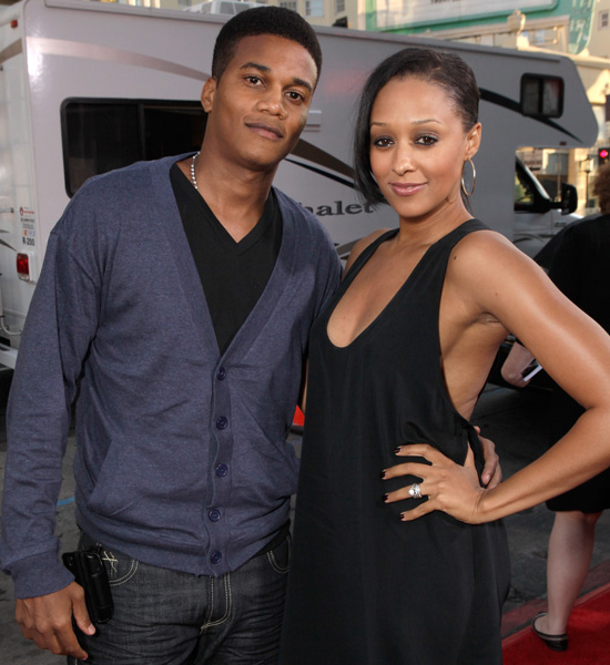 tia mowry pregnant with husband. Tia Mowry is pregnant!