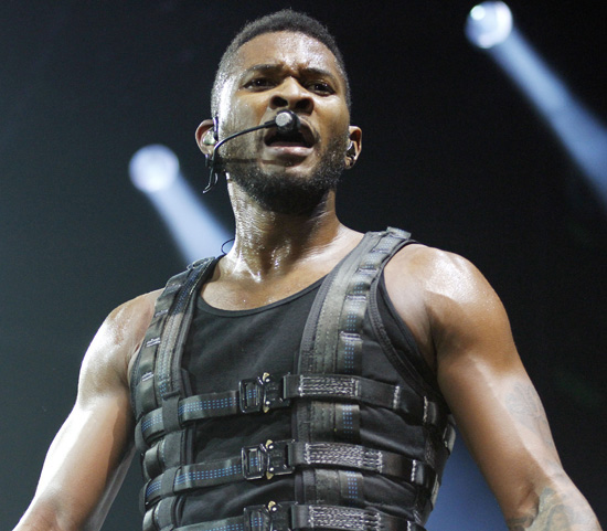 Usher Booed Off Stage and Cancels Concert in Germany! (VIDEO)  Usher Booed Off...