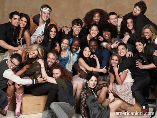 American Idol Season 10's Final 24 Has Been Chosen + 7-Time
