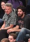 Dustin Hoffman & his son Jake