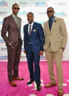 Chris Bosh, Dwyane Wade & LeBron James