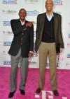 Former NBA Players Clyde Drexler & Kareem Abdul Jabbar