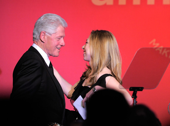Return to article chelsea clinton and husband marc mezvinksy end
