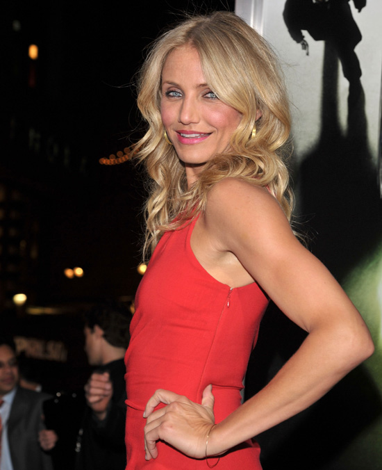 cameron diaz 2011 pics. Cameron Diaz loves herself