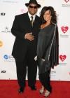 Jimmy Jam & his wife Lisa