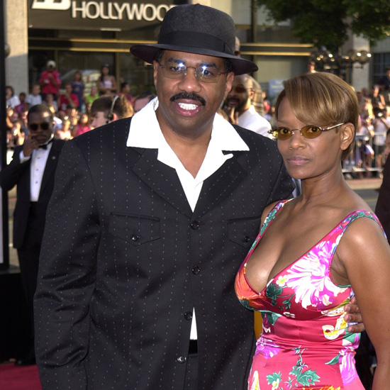 Steve Harvey Releases Legal Documents Proving That His Ex