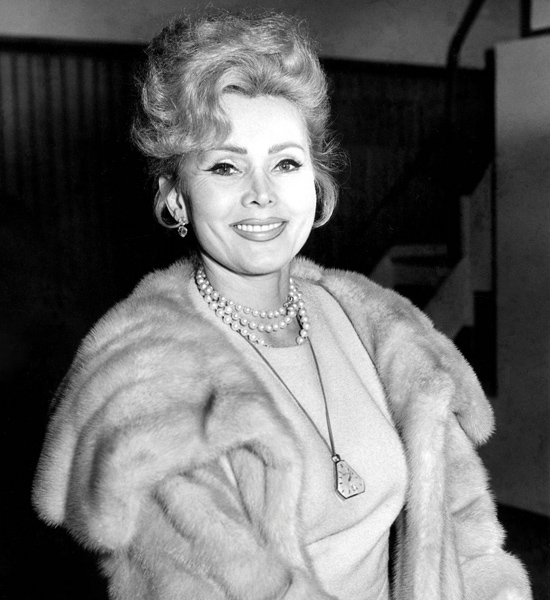 Zsa Zsa Gabor - Picture Actress