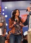 Terrence J, Rocsi and Chris Brown