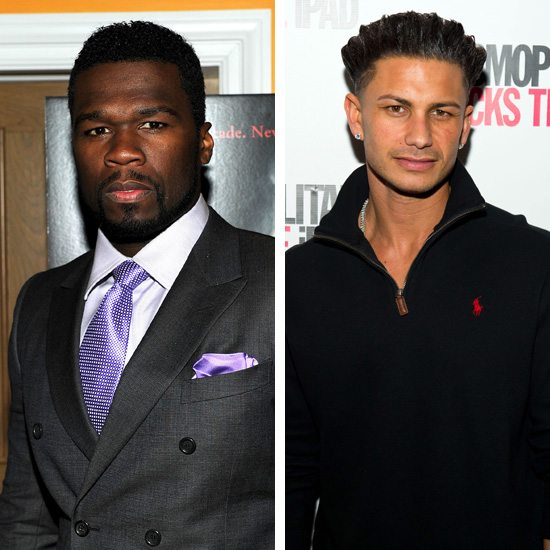 50 cent wants to sign pauly d from jersey shore to g unit is pauly d about to ditch the jersey winobraniefo Images