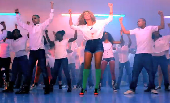 New Video Beyonce Quot Move Your Body Quot