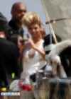 Beyonce mystery video shoot in the Mojave Desert