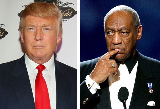 donald trump bill cosby bill cosby archives gossip on this