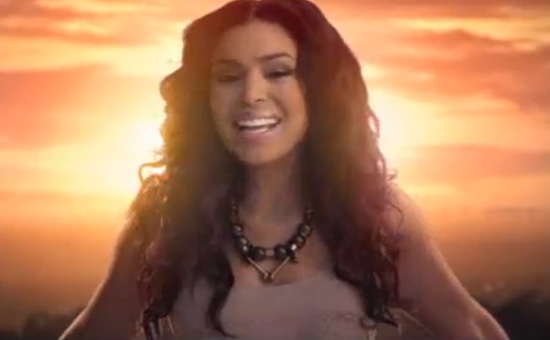 Music Video Jordin Sparks The World I Knew