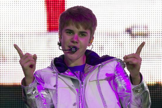 Justin Bieber. Last week Justin Bieber took a