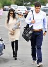 Kourtney & Rob Kardashian with Mason