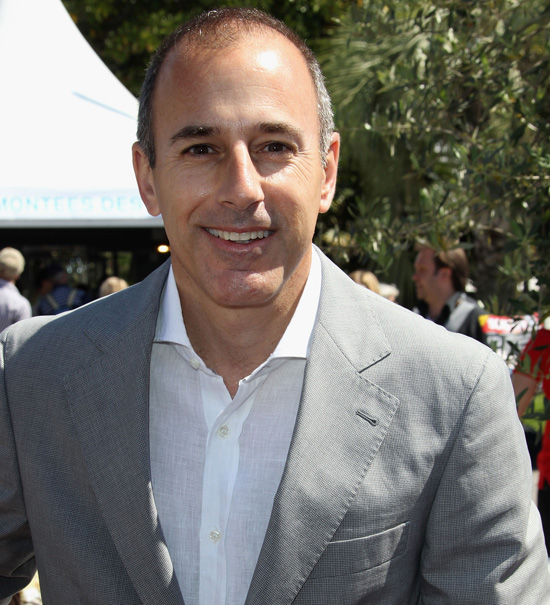 "MATT LAUER Leaving the ""Today"" Show? 