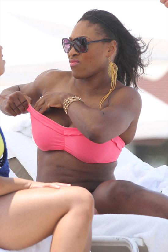 Light skin black chick