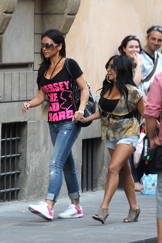 """jersey shore in italy. Return To: """"Jersey Shore"""" Crew"""