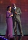 Oprah & Michael Jordan